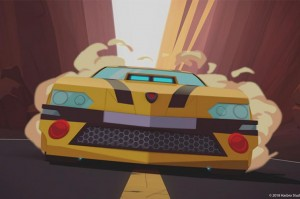 New Still from Transformers: Cyberverse & A Lot of Bumblebee in the Future