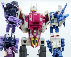 Video Review for Transformers Power of the Primes Sinnertwin, Cutthroat and Blot