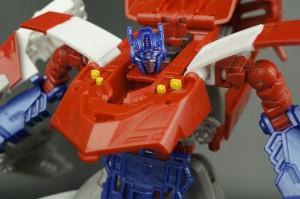 Transformers News: New Galleries: Takara Transformers Go! Optimus ExPrime and Micron Ex