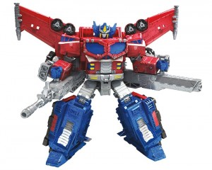 Transformers WFC Siege Galaxy Upgrade Optimus Prime Discounted on Walmart.com