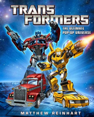 Transformers News: Transformers: The Ultimate Pop-Up Universe Book by Matthew Reinhart Video