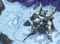 Transformers News: Cover Image of Central Canada Comic Con Exclusive Drift #4