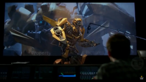 Transformers News: New Transformers: The Last Knight Spots: Megatron's Crew, Bumblebee Sings