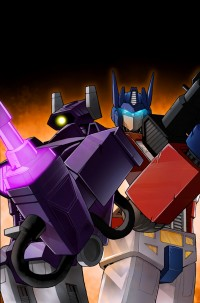 Transformers News: Andrew Griffith and Nick Roche to Attend NYCC Artist Alley