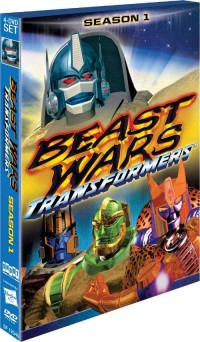 Transformers News: Official Shout! Factory Beast Wars DVD Press Release