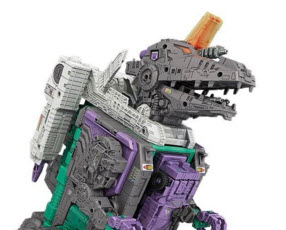 Transformers News: Takara Transformers Legends Line Continues with LG 43 Trypticon