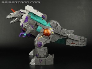 Alternate Repair Option for Titans Return Titan Class Trypticon (No Cutting Required)