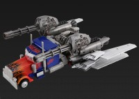 Official Images of DA15 Jetwing Optimus Prime and DA16 Ultimate Ironhide