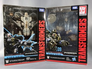 First Look at Takara Packaging for their Release of Transformers Studio Series