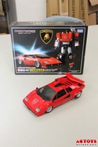 Transformers News: Takara Tomy MP-12 Lambor In-Hand & Packaging Images