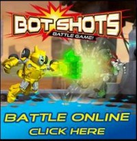 Transformers News: Transformers Bot Shots Online Battle Game Launched