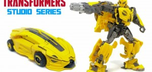 New Video Review of Transformers Studio Series #70 Bumblebee Deluxe Class B-127