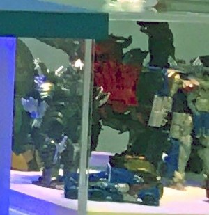 Transformers News: New York Toy Fair 2017 - Possible First Look at Transformers The Last Knight Display #TFNY #HasbroToyFair