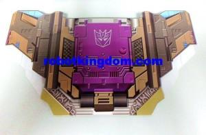 Takara Transformers Unite Warriors UW-07 Bruticus Exclusive Collector Coin