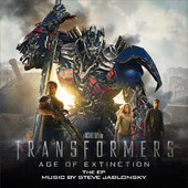 Transformers: Age of Extinction (Music from the Motion Picture) - EP Released Via iTunes