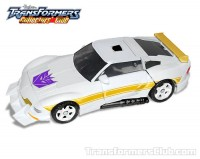 Transformers News: TFCC 2012 Free Membership Figure Runamuck Fully Revealed