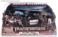 Transformers News: Human Alliance Barricade up for pre-order at Hasbro Toy Shop