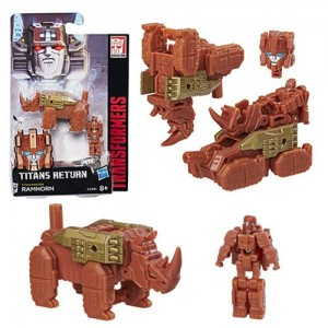 Possible Solid Cases Coming for Transformers Titans Return Ramhorn