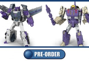 The Chosen Prime Newsletter for July 28, 2017 Takara Tomy Legends, MPM-4 Optimus Prime and More