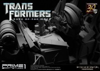Transformers News: Prime 1 Studios MMTFM-02 Transformers: Dark of the Moon Optimus Prime