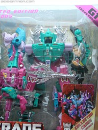Transformers News: New BBTS preorders: G1 Seacons Exclusive & 2010 Primus