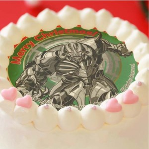 Transformers News: Transformers: The Last Knight Featured on Priroll's 2017 Christmas Cakes