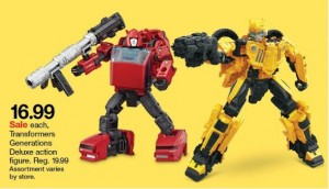 Steal of a Deal: $16.99 Generations Deluxes at Target this Week Plus Extra Circle Savings