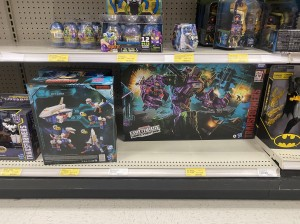 Transformers Earthrise Skylynx and Scorponok found in store at Target