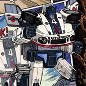"Transformers Mosaic: ""Rock n Roll."""