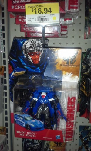 Transformers News: Age of Extinction Wave 3 Have Hit Canada