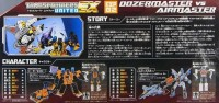 "Transformers News: Transformers United EX Dozermaster vs. Airmaster ""The Price of a Life"" Translated"