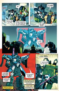 Botcon 2012 Comic Prequel - First 2 pages