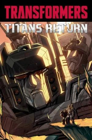 IDW Titans Return TPB Listing Online