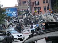 Transformers News: Seibertron.com Exclusive - Transformers 3 Destruction on Chicago's Wacker Drive