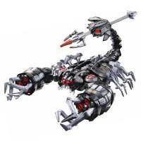 Transformers News: Transformers ROTF Stalker Scorponok to be TRU Japan exclusive