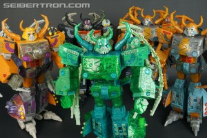 New Galleries: Platinum Unicron and Encore Unicron of Light