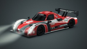 Transformers News: Dawson Racing + Hasbro Partnership For Transformers Racing Team