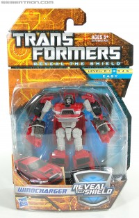 Transformers News: Where In The World Is Reveal The Shield Windcharger?