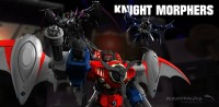 MasterMind Creations Promo Shots for KM-05 Air Screech, KM-06 Warper, KM-07 Stormer, and Reformatted Prominion