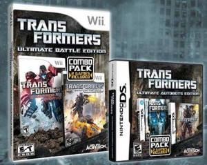 Transformers News: TRANSFORMERS: ULTIMATE BATTLE EDITION and TRANSFORMERS: ULTIMATE AUTOBOTS EDITION Bundles Coming This Holiday Season