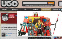 Transformers News: San Diego Comic-Con HASBRO Exclusives Contest- UGO.com