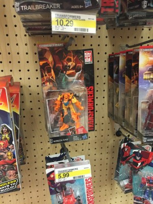 Transformers News: Transformers Generations Combiner Wars Legends Wreck-Gar found at US Retail