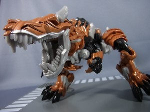 Transformers News: In-Hand Images - Takara Tomy Transformers: Lost Age Movie Advanced Optimus Prime, Grimlock, Crosshairs