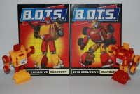 Transformers News: Final update: B.O.T.S. 2012 was a huge success!