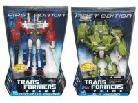 "Transformers News: Transformers Prime ""First Edition"" Voyagers Released in Canada"