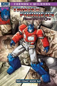 Simon Furman Transformers ReGeneration One Interview