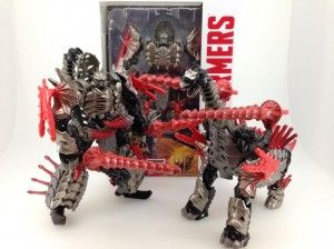 Transformers News: Out-of-Package Images - Takara Tomy Transformers Movie Advanced AD-29 Slog