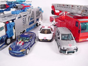 Transformers News: Top 5 Best Transformers Robots in Disguise 2001 Toys