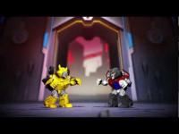 Official Transformers Website Gets Bot Shots / TF Prime Makeover