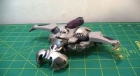Transformers News: Transformers Prime Deluxe Megatron Video Review